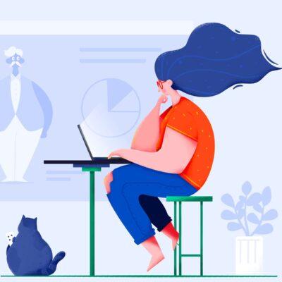 business ilustration